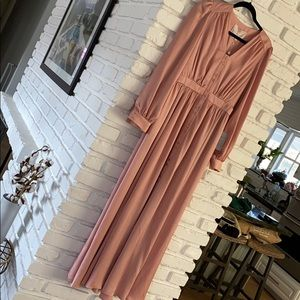 Brand new gal meets glam collection maxi dress